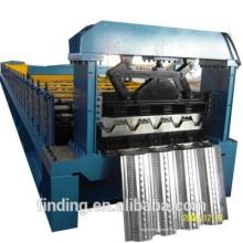 Cubierta de piso de diseño nueva fabricación de máquina formadora de rollos