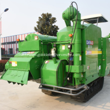 Customized for Crawler Type Rice Combine Harvester Fuel-efficient price efficient threshing rice harvester export to Ethiopia Factories