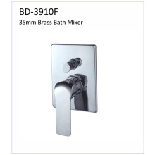 Bd3910f 35mm Brass Single Lever Built-in Bath Mixer