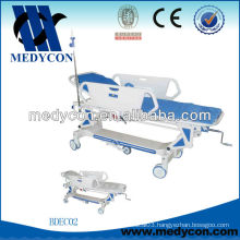 aluminum alloy stretcher trolley for hospital