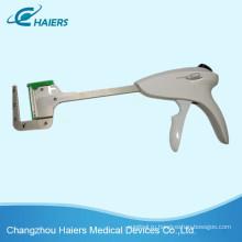 Одноразовый линейный степлер со 100% обратной связью для абдоминальной хирургии
