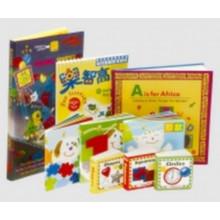 Подгонянное книжное производство детей для детей, школа, Начальная