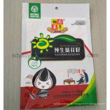Hohe Qualität 20g-2,5 kg BOPP Laminierung Snack Food Ziplock Tasche