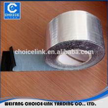 Wasserdichtes Material selbstklebendes Aluminiumfolie Gummiband