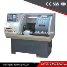 Mini torno cnc CK0632A máquina-ferramenta caseiro ferramenta cnc LATHE
