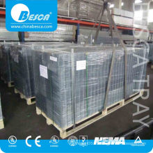 Straight Steel Wire Mesh Type Cable Tray For Data Center