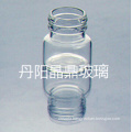 15ml Tubular Clear Mini Glass Vial for Pill Packing
