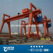 Grue de portique de 100 tonnes bipoutre