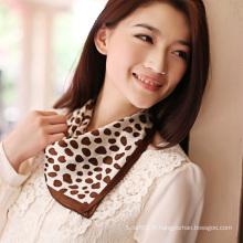 Echarpe en soie polyester (12-BR050320-6.13)