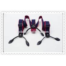 ladies' /men's Fashion button trousers suspenders