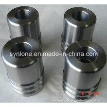 China-Herstellungs-Service, der Stahlteile maschinell bearbeitet