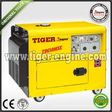 Небольшой тихий дизельный генератор