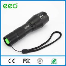 18650 Batterie Rechargeable La plus puissante Lampe LED Led Tactical Led Flashlight Waterproof