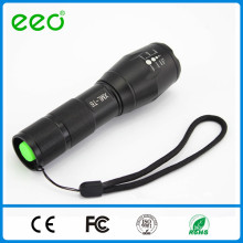 18650 Rechargable Battery Most Powerful Led Flashlight Tactical Led Flashlight Waterproof