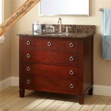 Vanidad elegante barata del cuarto de baño