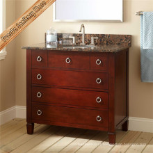 Vanity de banheiro elegante e barato