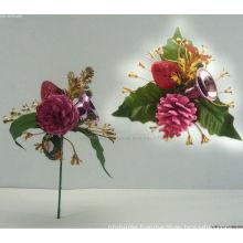 17cm Decorative Christmas holly picks