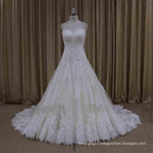 Ral Sample Custom Made Korean Styel Wedding Dress