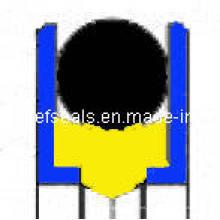 Sellos internos del eje rotativo PTFE de alta calidad- Rdi