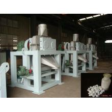 Aluminium oxide compaction granulating machine