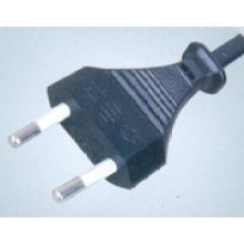 German Electrical Plug AC Power Cord