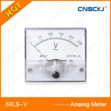 80 * 65 мм Аналоговый измеритель вольтметра переменного тока Амперметр