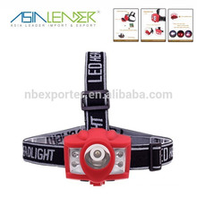 Super Bright High Quality Waterproof LED Headlamp
