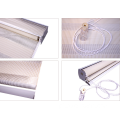 Zebra Roller Curtain Shade Plain