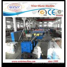 Máquina de folha PP Máquina extrusora de folha de grade oca PP