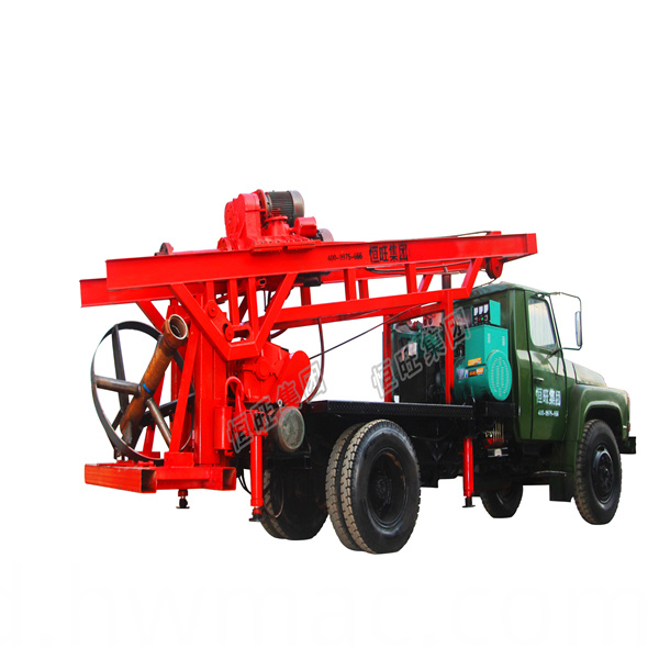 earth drilling machine