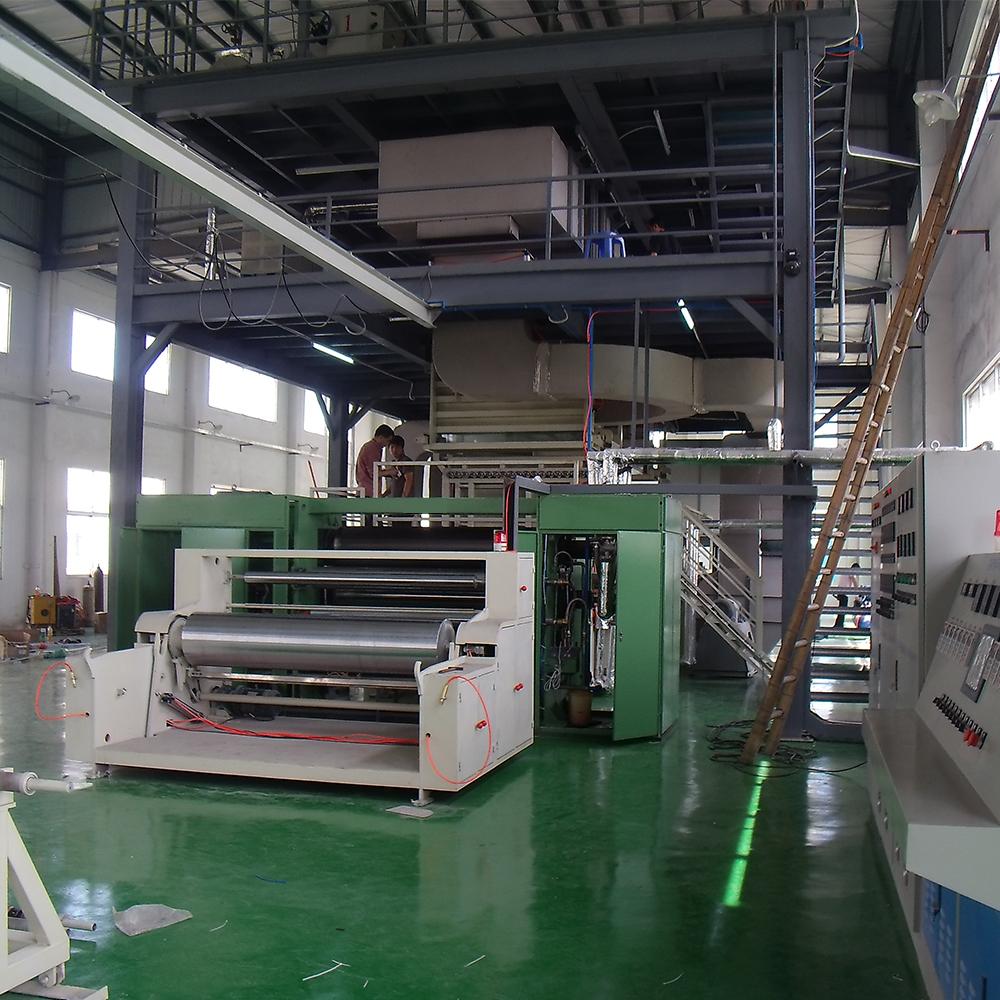 Non-woven Fabric Production Machine