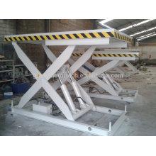 2015 Gute Qualität Aufzug Tisch günstigen Preis mit CE-Zertifizierung von Foshan