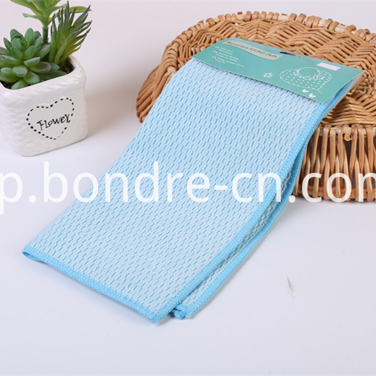 Jacquard Weaving Cleaning Cloth (8)