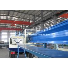 Große Span-Dach-Umformmaschine