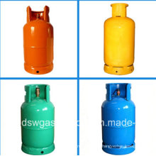 Großhandel 4.7L-120L 2kg LPG Gasflasche