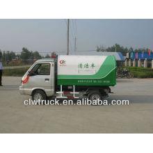 ChangAn 2.5cbm mini caminhão de lixo