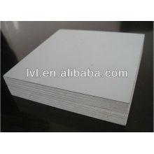 Contraplacado HPL branco de 18mm