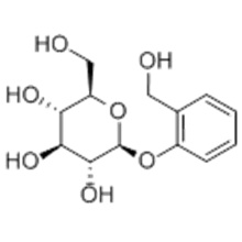 2-(Hydroxymethyl)phenyl-beta-D-glucopyranoside CAS 138-52-3