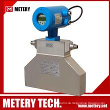 EG genehmigte Coriolis Massedurchflussmesser MT100M Serie