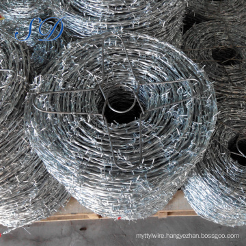 Cheapest Barbed Wire Galvanized 14 Gauge