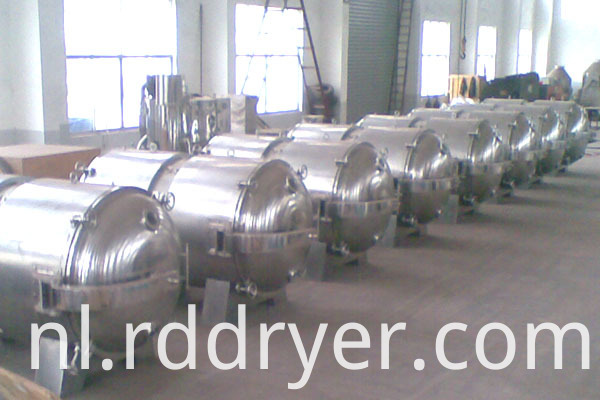 Organic Solvent Recovery Vacuum Drying Equipment