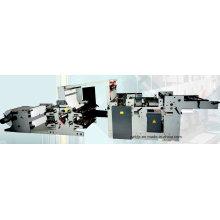 2/2 Farben Ruling Druckmaschine