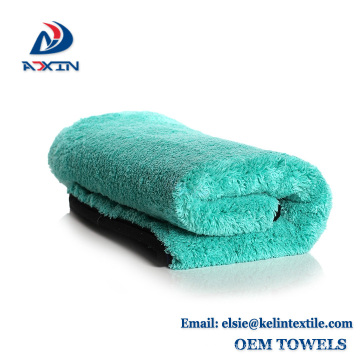 china factory super soft microfiber suede coral fleece towel for kitchen and car cleaning