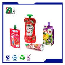 Flüssigkeitsauslauf Verpackungsbeutel