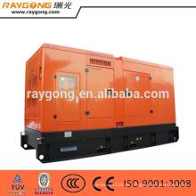 generador diesel weifang 100kw 120kw silencioso con ATS