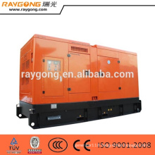 diesel generator weifang 100kw 120kw silent with ATS