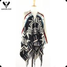 2016 Fashion Jacquard Shawl Knitting Patterns
