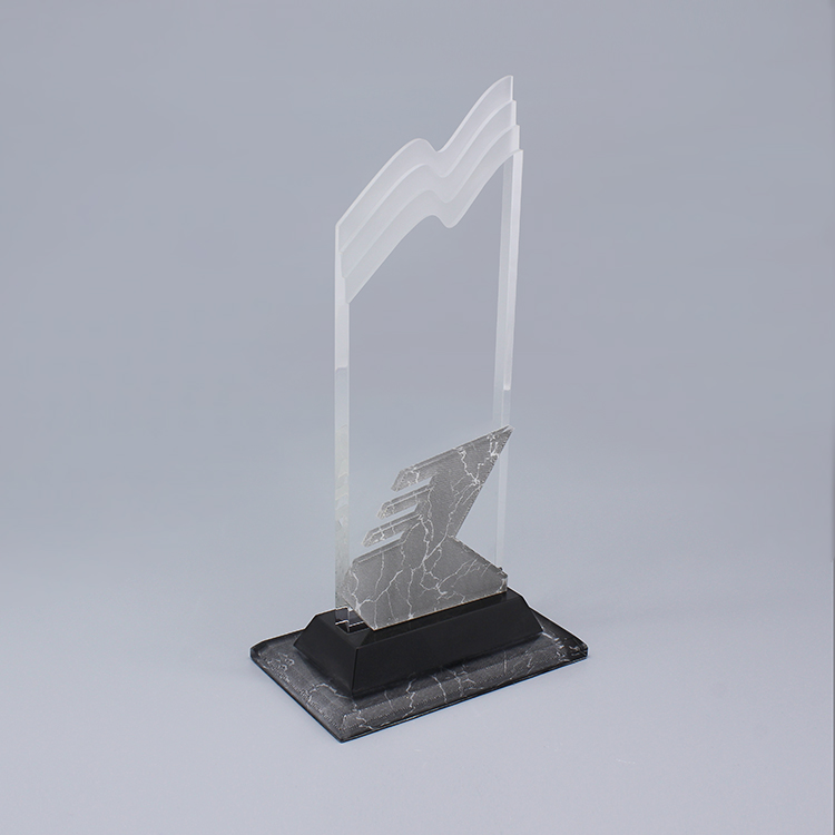 A-1T0102 Acrylic Award Plaques For Wholesale