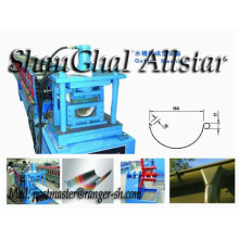 kerb and gutter roll forming machine