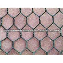 De alta qualidade Hexagonal tecelagem fio compensação